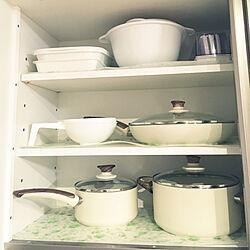 キッチン/調理器具収納/調理道具のインテリア実例 - 2018-08-21 18:31:50