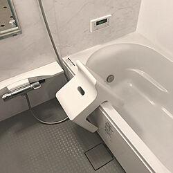 バス/トイレ/LIXILのお風呂/LIXIL/浴室/バスチェア...などのインテリア実例 - 2017-11-27 22:20:08