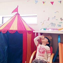 子供/次女部屋/IKEA/子供部屋のインテリア実例 - 2013-05-05 17:08:58