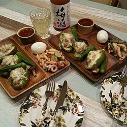 キッチン/ニトリ/いいね♪いつもありがとうございます❤️/いろいろなインテリアが好き/今日の料理のインテリア実例 - 2017-06-20 18:01:28