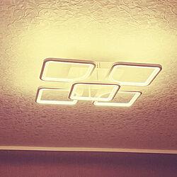 わが家の明かり/リビングのインテリア実例 - 2021-07-25 12:17:18