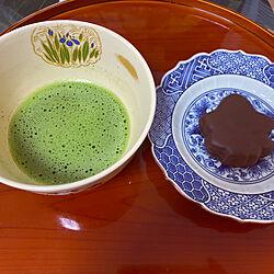 お茶セット/一人暮らし/1K/ティータイム/リビングのインテリア実例 - 2021-02-01 07:25:14