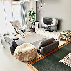 モダンデコのソファー/ソファー新調/ソファーのある暮らし/ZARA HOME/IKEA...などのインテリア実例 - 2021-09-05 13:08:17