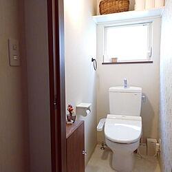 バス/トイレ/ちいさなお家/シンプルが好き/和/ナプキン収納...などのインテリア実例 - 2020-05-25 17:03:18