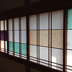 壁/天井/障子/珪藻土/和紙/古い家...などのインテリア実例 - 2015-10-19 07:42:39