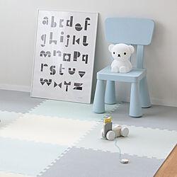 照明/ライト/椅子/子ども部屋/ラグ...などのインテリア実例 - 2020-12-07 19:00:16