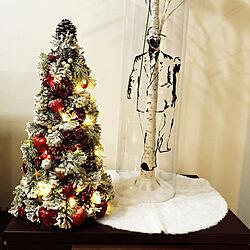 クリスマス/マンション/棚のインテリア実例 - 2020-12-24 23:35:35