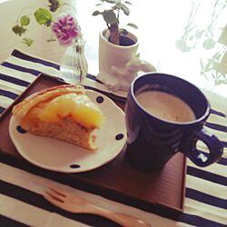 リビング/デザート♡/北欧/手作り/お家カフェ...などのインテリア実例 - 2014-06-05 09:20:44
