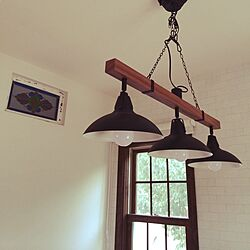 キッチン/照明/ダイニングの照明/お気に入り◎のインテリア実例 - 2014-09-17 11:42:25
