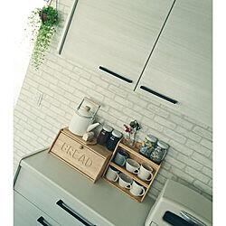 キッチン/お茶セット/カップボード/カフェコーナー/カフェセット...などのインテリア実例 - 2021-01-08 13:20:22