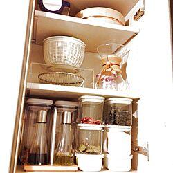 キッチン/ALESSI/無印良品/bodim/ケメックスのインテリア実例 - 2013-03-14 20:23:37