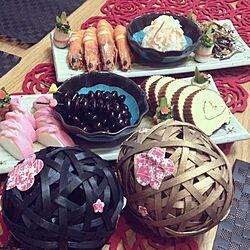 キッチン/おせち料理のインテリア実例 - 2013-01-01 09:32:23