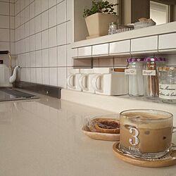 キッチン/A LA CAMPAGNE/室内グリーンのインテリア実例 - 2013-08-07 06:49:17