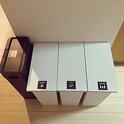 ごみ箱/無印良品/リビングのインテリア実例 - 2019-09-28 20:29:28
