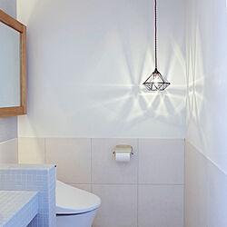 トイレの照明/書斎の照明/インテリア照明/照明選び/照明...などのインテリア実例 - 2020-10-20 16:09:03