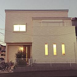 玄関/入り口/外観のインテリア実例 - 2017-11-09 18:05:18