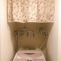 ワンルーム 狭い/1Rでも心地良く暮らしたい/洗濯機まわり/ワンルーム/一人暮らし...などのインテリア実例 - 2019-05-05 22:06:10