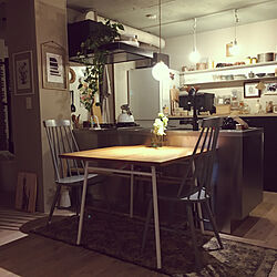 DIY/一人暮らし/北欧/リノベーション/観葉植物...などのインテリア実例 - 2021-04-28 22:00:35