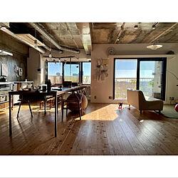 縦長の部屋/DIY/インダストリアル/ヴィンテージ/リノベーション...などのインテリア実例 - 2021-09-19 15:38:42