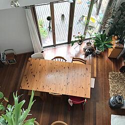 部屋全体/シンプル/流木/植物/吹き抜け...などのインテリア実例 - 2018-03-06 09:27:37