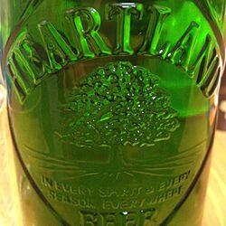 机/ハートランド/瓶ビールのインテリア実例 - 2014-04-11 21:43:07