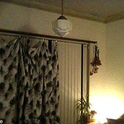 ベッド周り/DIESEL_fabric/antique_lampのインテリア実例 - 2012-09-27 23:05:30