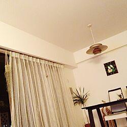 壁/天井/アジアン系/カリモク/観葉植物/照明...などのインテリア実例 - 2013-10-12 23:43:48