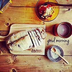机/小さなお家/男前/breakfast/カッティングボート...などのインテリア実例 - 2013-12-23 13:43:12