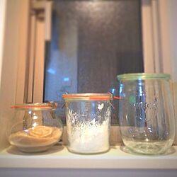 キッチン/WECKのインテリア実例 - 2012-06-25 23:48:01