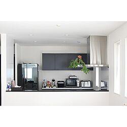 キッチンのインテリア実例 - 2021-03-14 15:27:59