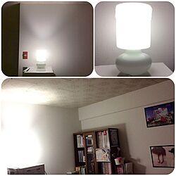 リビング/テーブルランプ/照明/間接照明/ライト...などのインテリア実例 - 2017-07-15 03:12:44