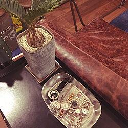 リビング/●●の置き場所/10000人の暮らし/腕時計/ジャーナルスタンダードファニチャー...などのインテリア実例 - 2018-02-22 21:34:02