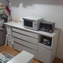 キッチン/キッチンボード/パモウナ/ハイカウンターのインテリア実例 - 2019-09-18 23:19:19