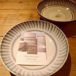 キッチン/小石原ポタリー/陶器の皿/白山陶器を見に行ったけど無かった/食器選びは良くわかりません^_^;のインテリア実例 - 2015-02-08 23:28:28