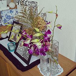 棚/ガラス雑貨/北欧が好き/ポスター大好き/ブヒハ(๑••๑)同盟...などのインテリア実例 - 2020-08-24 12:10:39