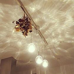 壁/天井/北欧/ドライフラワー/一条工務店/韓国インテリア...などのインテリア実例 - 2021-04-15 13:02:02
