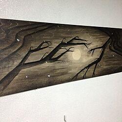 壁/天井/絵/wallのインテリア実例 - 2012-04-16 01:19:23