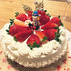 クリスマス/手作りケーキのインテリア実例 - 2020-01-17 16:00:56
