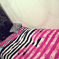 ベッド周り/bedのインテリア実例 - 2012-10-22 20:54:29