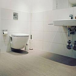 バス/トイレ/フロートタイプ/TOTOトイレのインテリア実例 - 2018-05-27 16:10:40