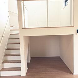 リビング/中二階/階段/スキップフロア/こども部屋...などのインテリア実例 - 2018-06-22 21:46:58