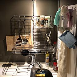 キッチン/一人暮らしのインテリア実例 - 2018-07-16 22:48:08
