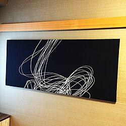 壁/天井/ファブリックボード/ファブリックパネル/和室/borasのインテリア実例 - 2015-06-07 09:43:24