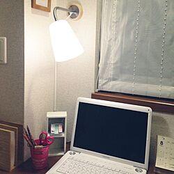 机/無印良品/アンパンマンの色鉛筆/セリア/IKEA...などのインテリア実例 - 2015-07-31 00:56:19