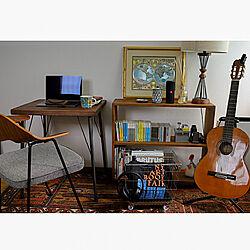 ギターのある部屋/ファッション/アートのある部屋/アートのある暮らし/Apple...などのインテリア実例 - 2020-05-30 13:36:16