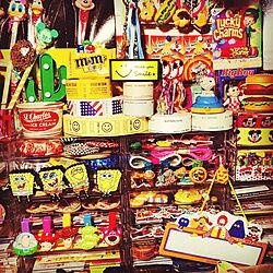 ハンドメイド資材/紙モノ/収集癖/トレーディングカード/赤大好き❤...などのインテリア実例 - 2019-02-12 09:43:08
