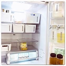 キッチン/フレッシュロック/セラーメイト/冷蔵庫の中/冷蔵庫収納...などのインテリア実例 - 2018-07-04 16:18:20