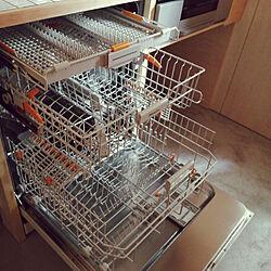 キッチン/家電/ミーレ 食洗機/Mieleのインテリア実例 - 2020-06-05 15:56:18