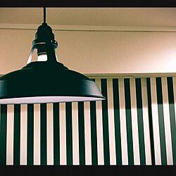 リビング/白黒/ボーダー/IKEA/賃貸...などのインテリア実例 - 2017-03-03 22:54:55