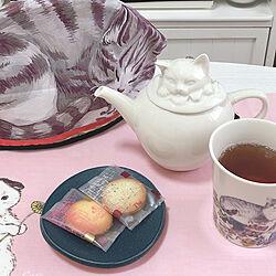 1K/Afternoon Tea LIVING/一人暮らし/狭い部屋/食器...などのインテリア実例 - 2020-02-19 20:34:01